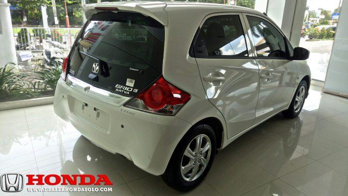 Honda Brio Satya Karanganyar